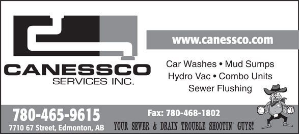 Ads Canessco Services Inc