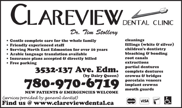 Ads Clareview Dental Clinic