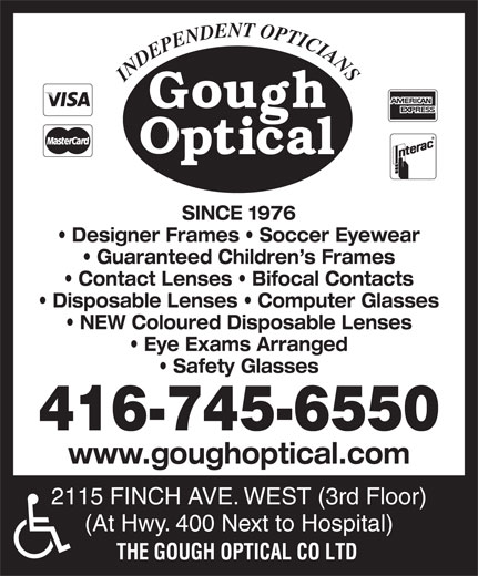 Ads Gough Optical