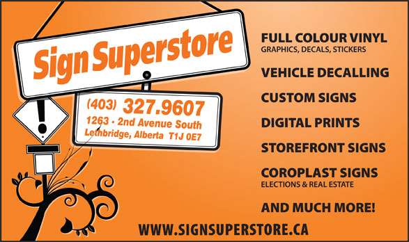 Ads Sign Superstore