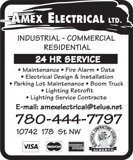 Ads Amex Electrical Ltd
