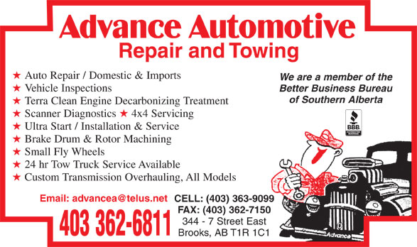 Ads Advance Automotive Ltd