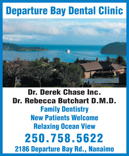 Ads Departure Bay Dental Clinic