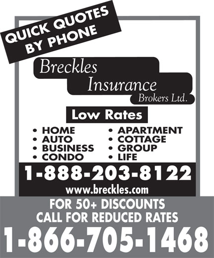 Ads Breckles Insurance Brokers Limited