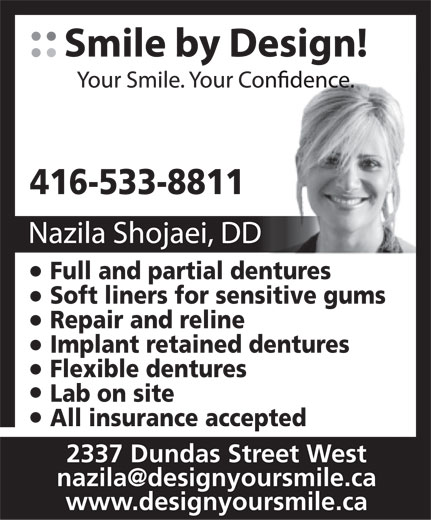 Ads Smile By Design Denture Clinic
