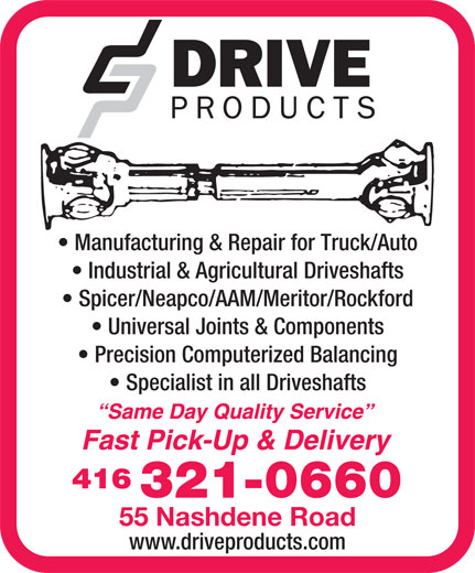 Ads Drive Products