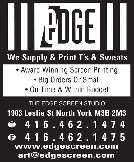 Ads Edge Screen Studio, The