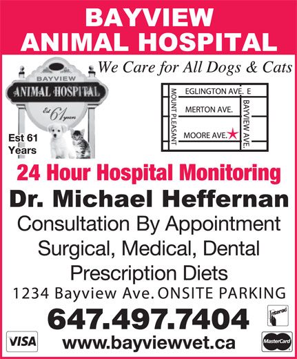 Ads Bayview Animal Hospital