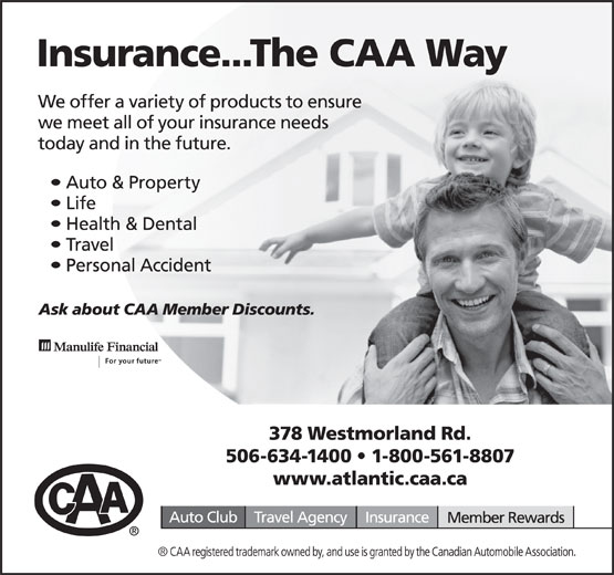 Ads CAA Insurance