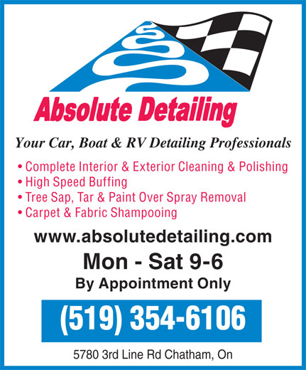 Ads Absolute Detailing