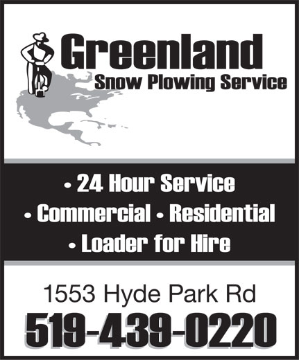 Ads Greenland Snow Plowing