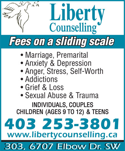 Ads Liberty Counselling