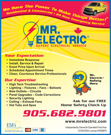 Ads Mr Electric