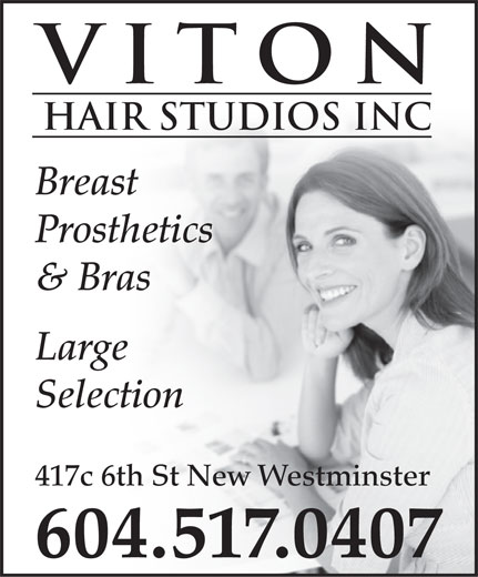 Ads Viton Hair Studios Inc