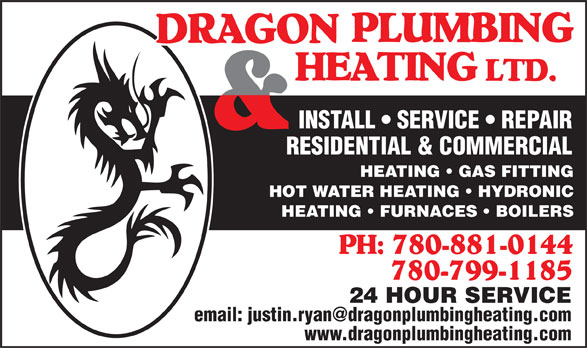 Ads Dragon Plumbing &amp; Heating Ltd