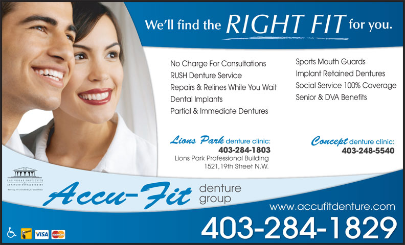 Ads Accu-Fit Denture Group