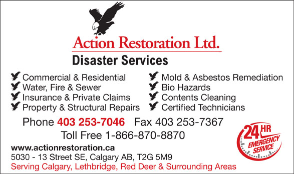 Ads Action Restoration Ltd