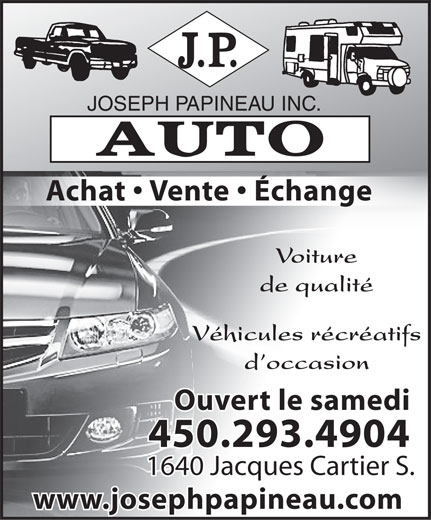 Ads Automobiles J P Autos