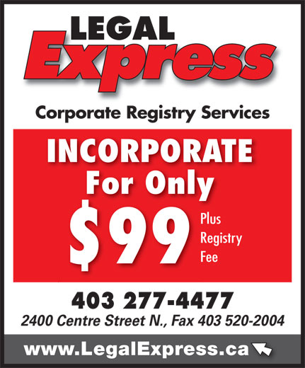 Ads Legal Express