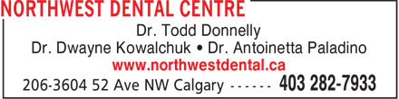 Ads Northwest Dental Centre