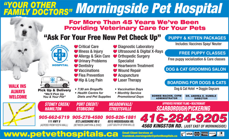 Ads Morningside Pet Hospital