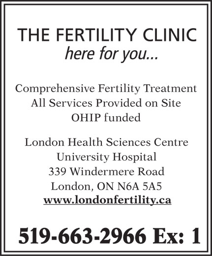 Ads Fertility Clinic, The