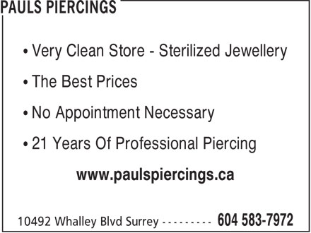 Ads Pauls Piercings