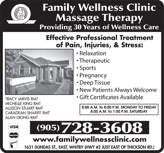 Ads Family Wellness Clinic