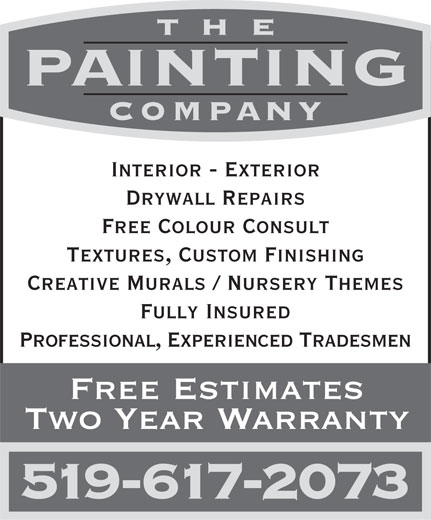 Ads The Painting Company