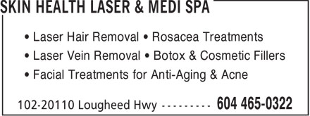 Ads Skin Health Laser &amp; Medi Spa