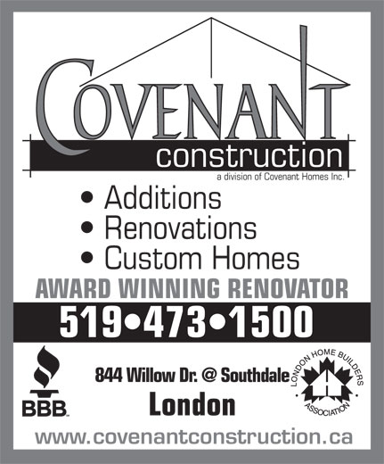 Ads Covenant Construction