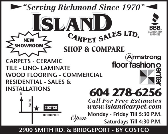 Ads Island Carpet Sales Ltd