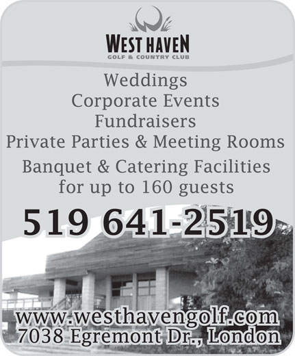 Ads West Haven Golf & Country Club