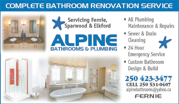 Ads Alpine Bathrooms