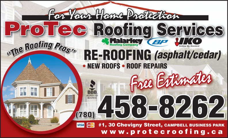 Ads Protec Roofing Services