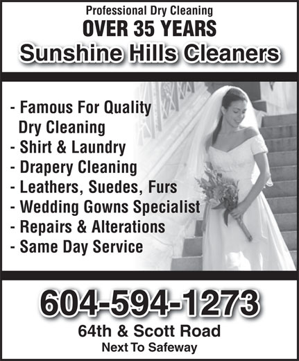 Ads Sunshine Hills Cleaners