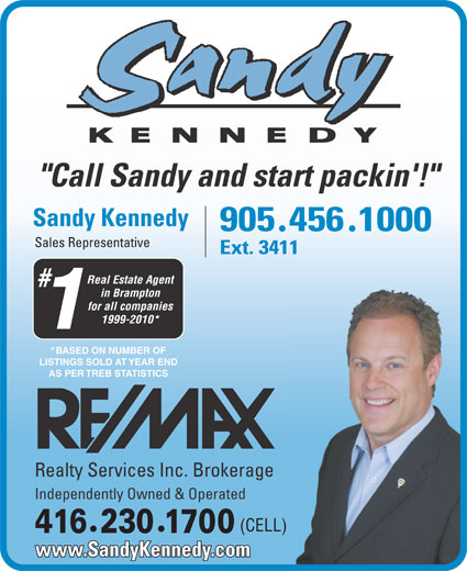 Ads Kennedy Sandy