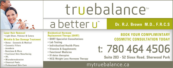Ads True Balance Institute
