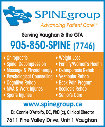 Ads SPINEgroup