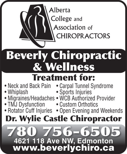 Ads Beverly Chiropractic & Wellness