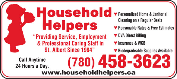 Ads Household Helpers