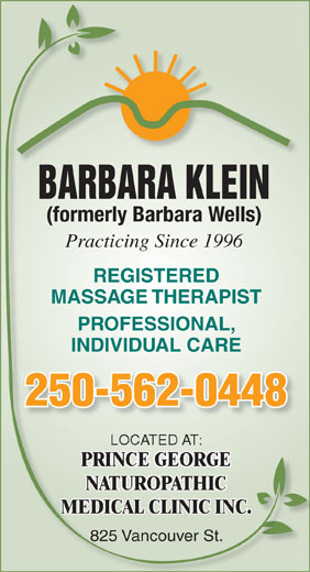 Ads Wells-Klein Barbara