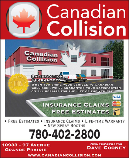 Ads Canadian Collision