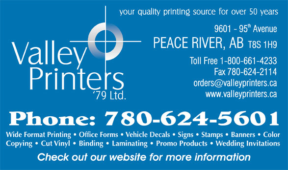 Ads Valley Printers and Signs Ltd