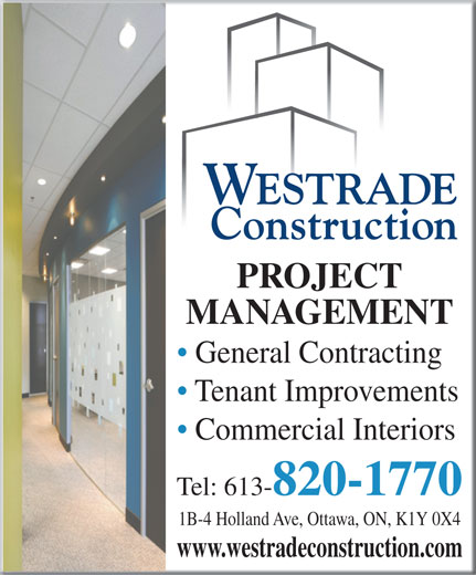 Ads Westrade Construction