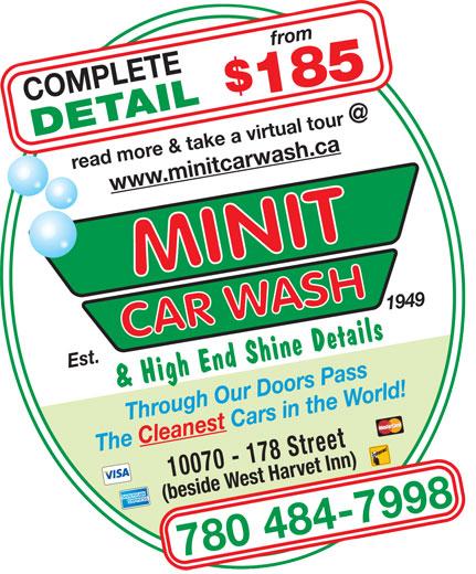 Car Wash Castleton
