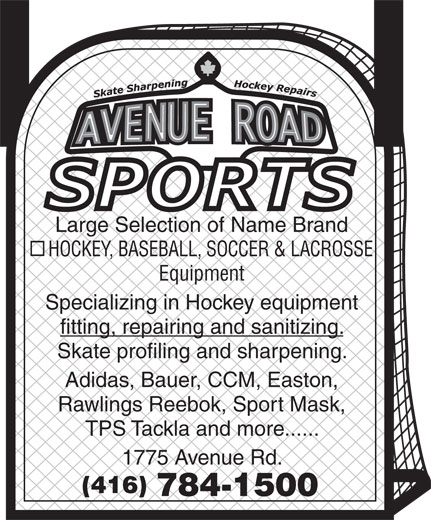 Ads Avenue Road Sports