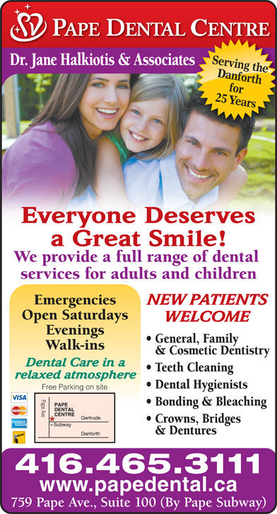 Ads Pape Dental Centre
