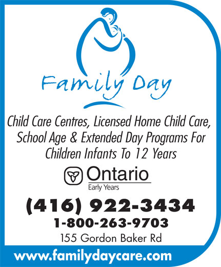 Ads Family Day Care Services