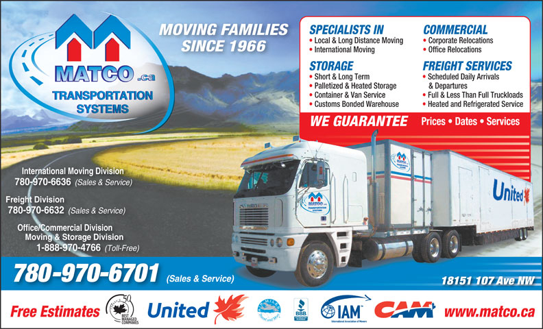 Ads Matco Transportation Systems
